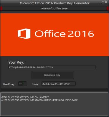 Klucz do Microsoft Office 2016