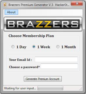 Konta Premium do Brazzers