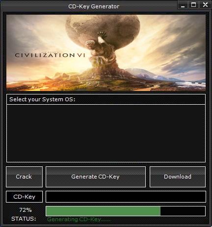 Klucz do Civilization
